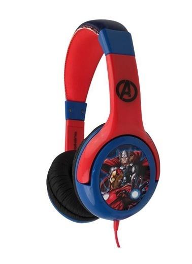 Volkano Marvel Avengers Yenilmezler Çocuk Kulaklığı Lisanslı MV-1001-VAV Renkli
